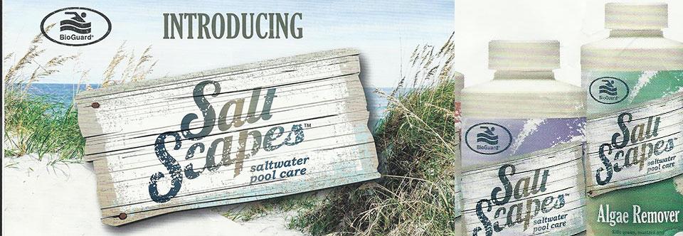 Salt Pool Care