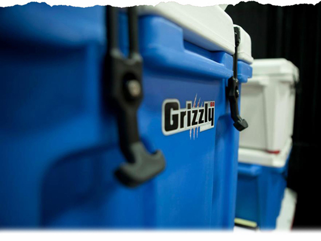 Grizzly™ Cooler