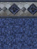 Cocoa Beach Tile Pool Liner