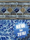 Havana Tile Pool Liner