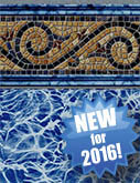 Sandy Cay Tile Pool Liner