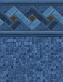 Siesta Key Tile Pool Liner