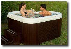 D'amour Hot Tub