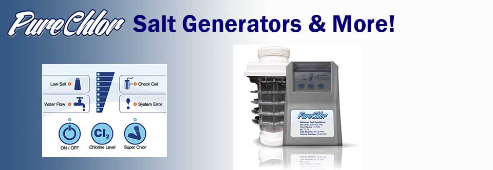 Salt Generators – PureChlor
